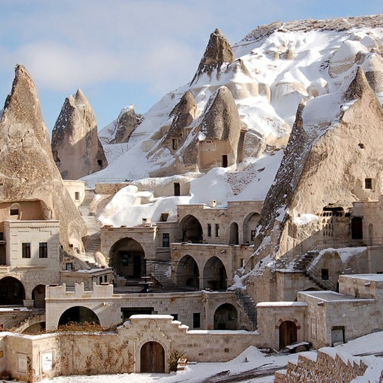Photo:  Cappadocia Turkey.